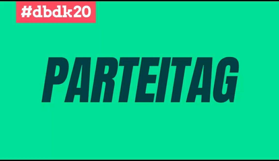 Parteitag #bdbdk20